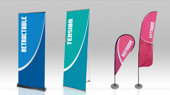 Banner Stands & Pull-up Graphics Printing in Syracuse NY