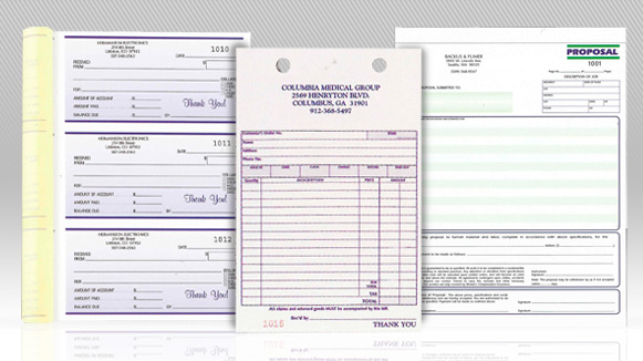 Printing Business Forms In Syracuse Ny