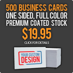 seaboard special business card sale